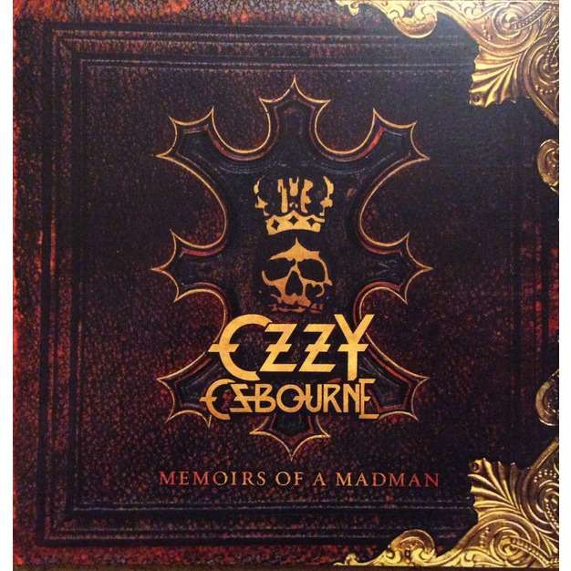 Ozzy Osbourne / Black Sabbath Memoirs Of A Madman (2xlp) Ltd Edit Gatefold Sleeve -E.U