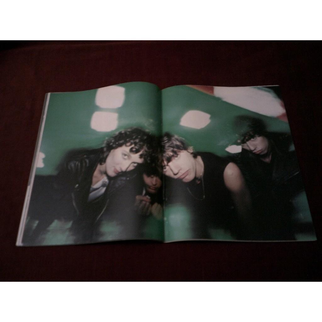 Téléphone ROCK & FOLK No 198 JUILLET 1983