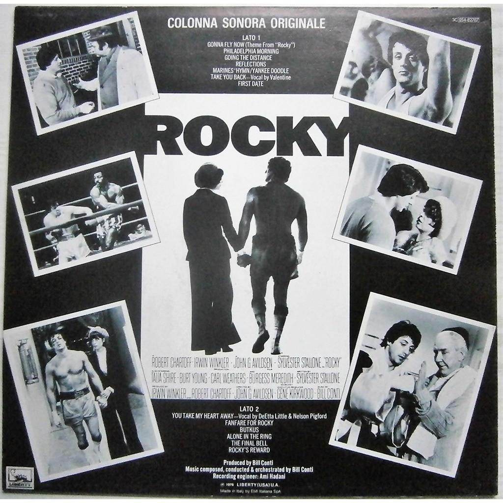 bill conti Rocky