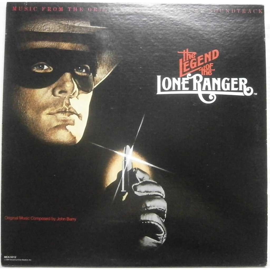 john barry the legend of the lone ranger