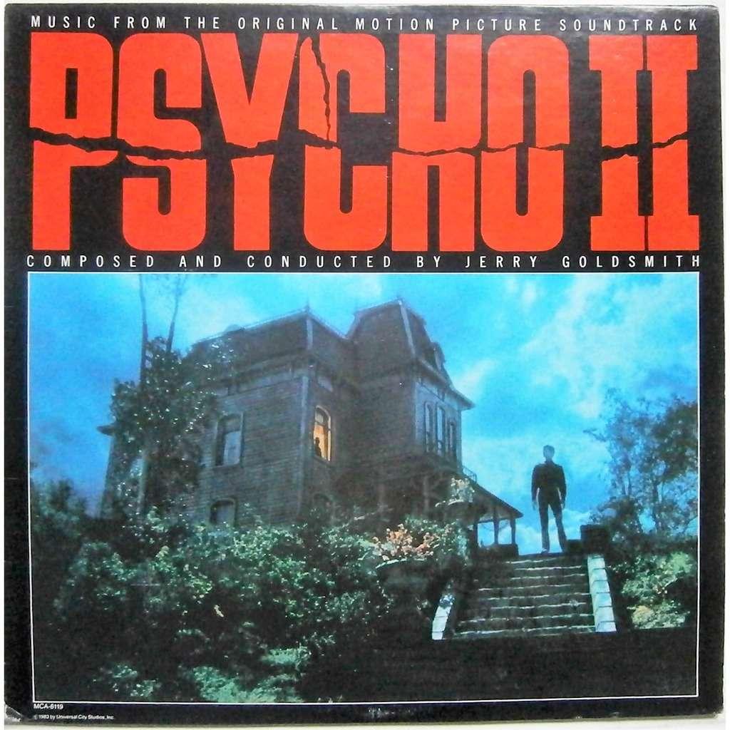 jerry goldsmith psycho II