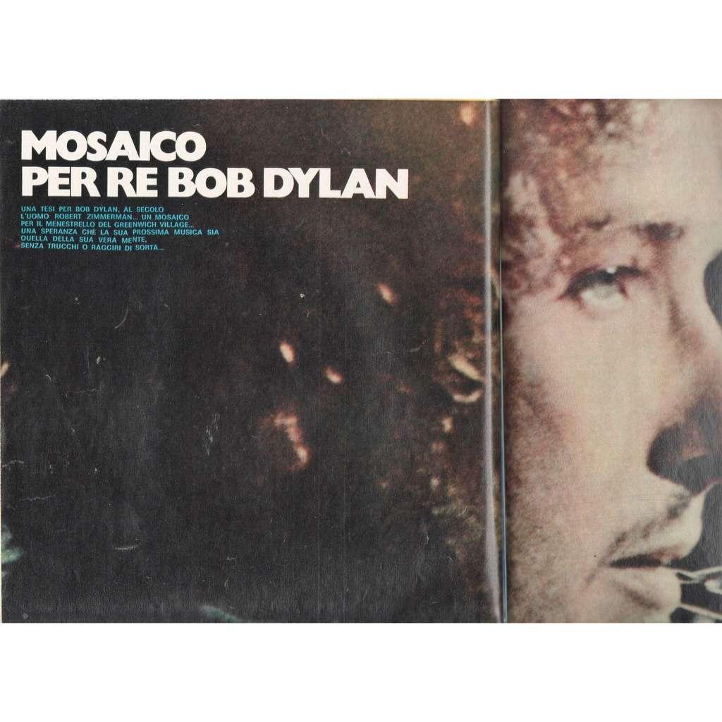 Bob Dylan Ciao 2001 (12.08.1973) (Italian 1973 music magazine!!)
