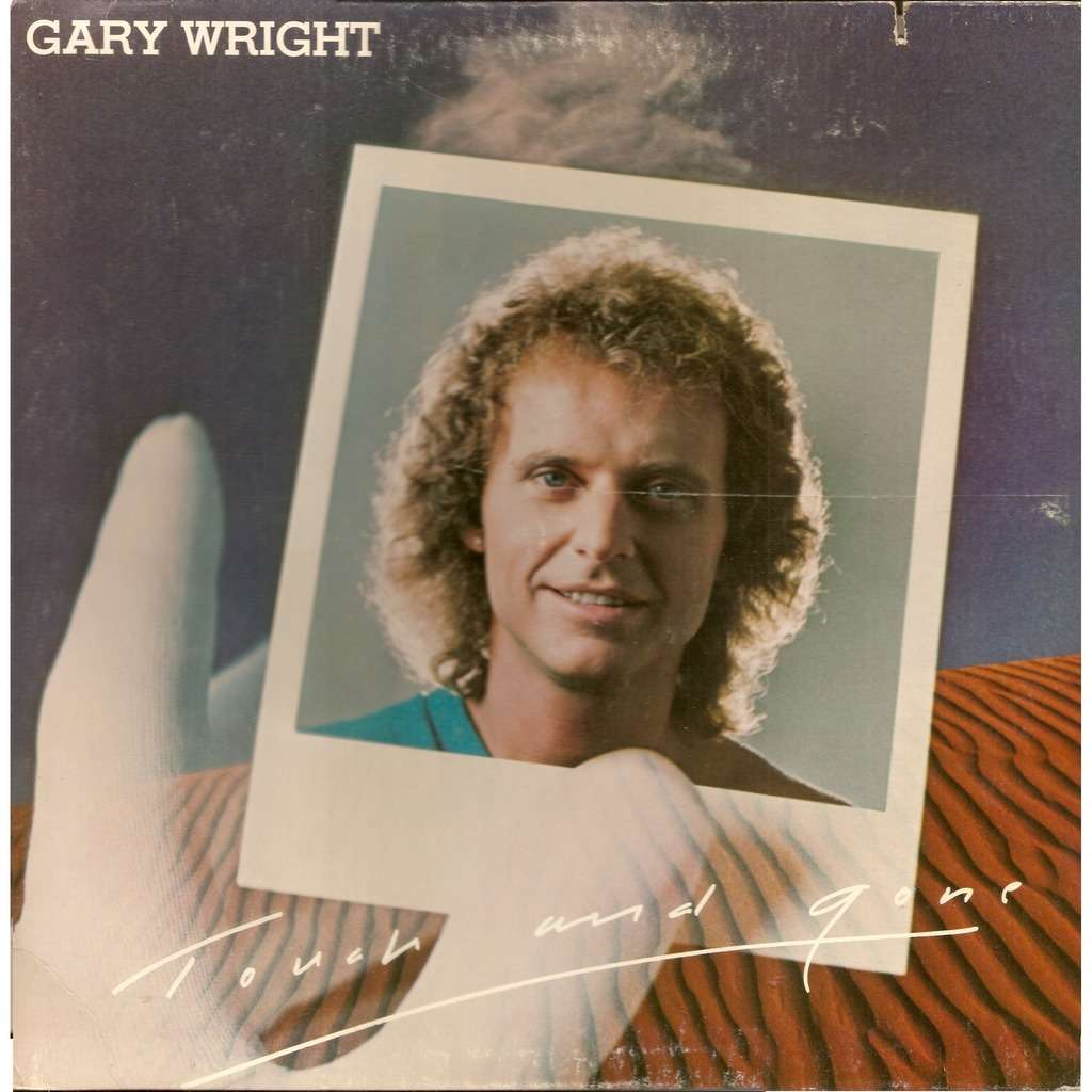 Gary WRIGHT Touch and Gone