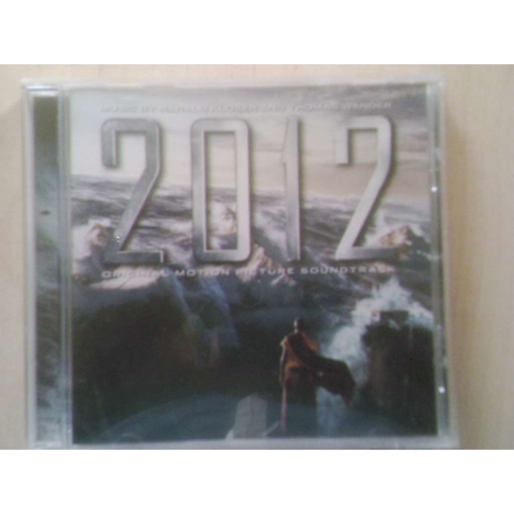 2012 original motion picture soundtrack