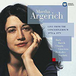Martha Argericj Live from the Concertbouw 1978 & 1979
