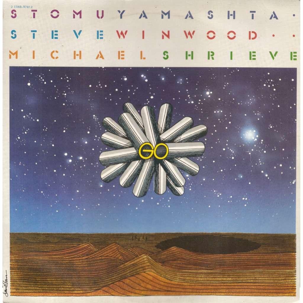 Stomu YAMASHTA, Steve WINWOOD, Michael SHRIEVE Go