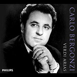 Carlo Bergonzi Verdi Arias