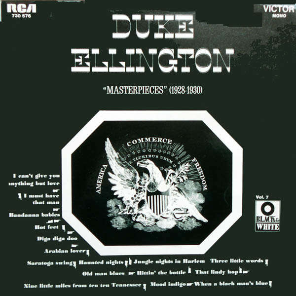 duke ellington and his orchestra Masterpieces