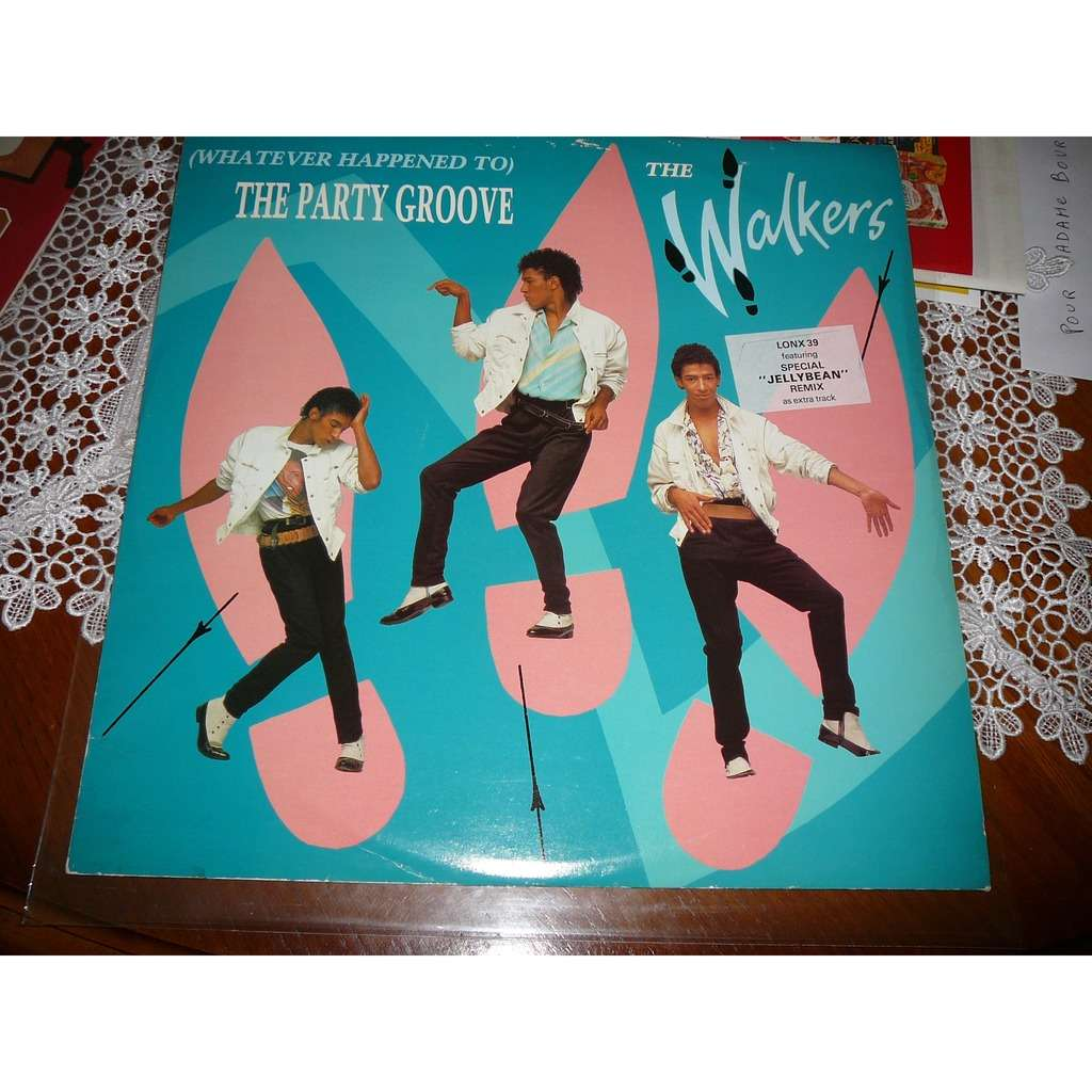 Walkers Whatever Happened To The Party Groove / Sky's The Limit