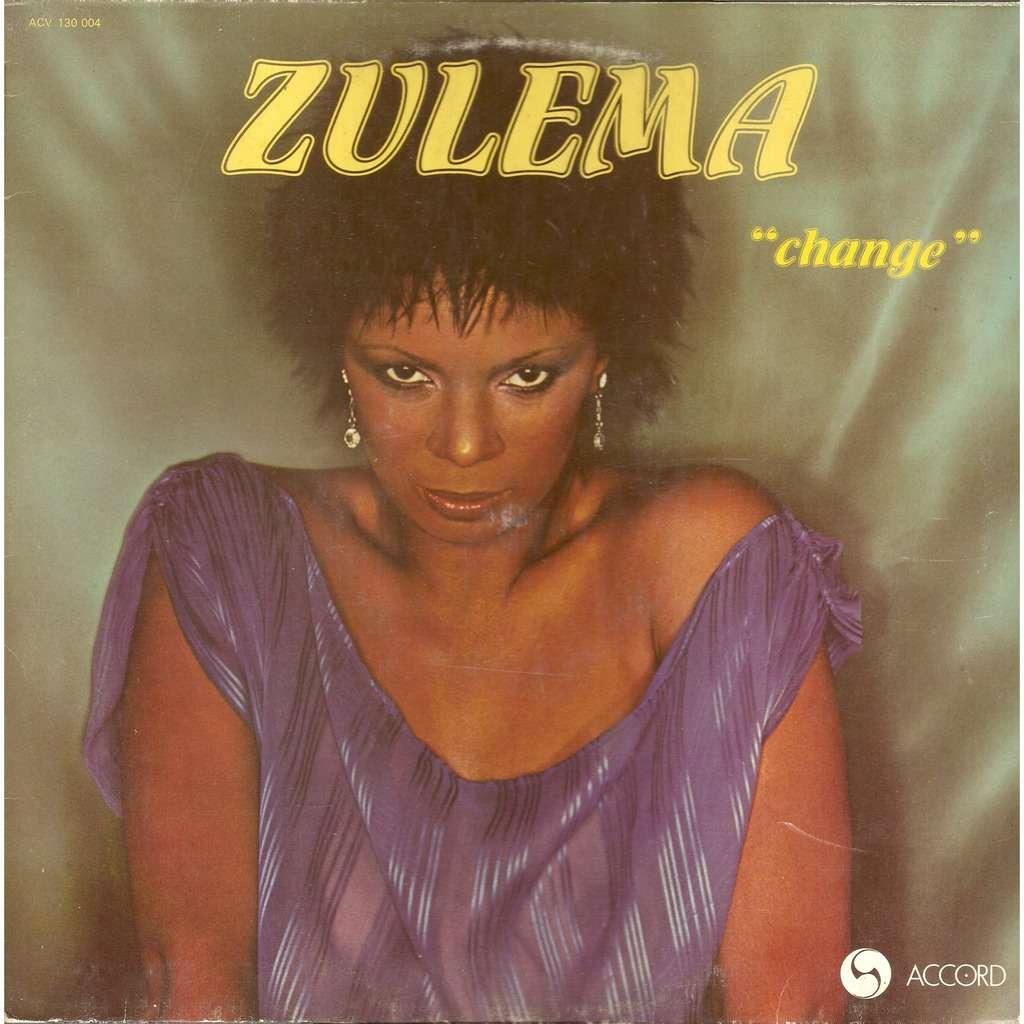ZULEMA Change