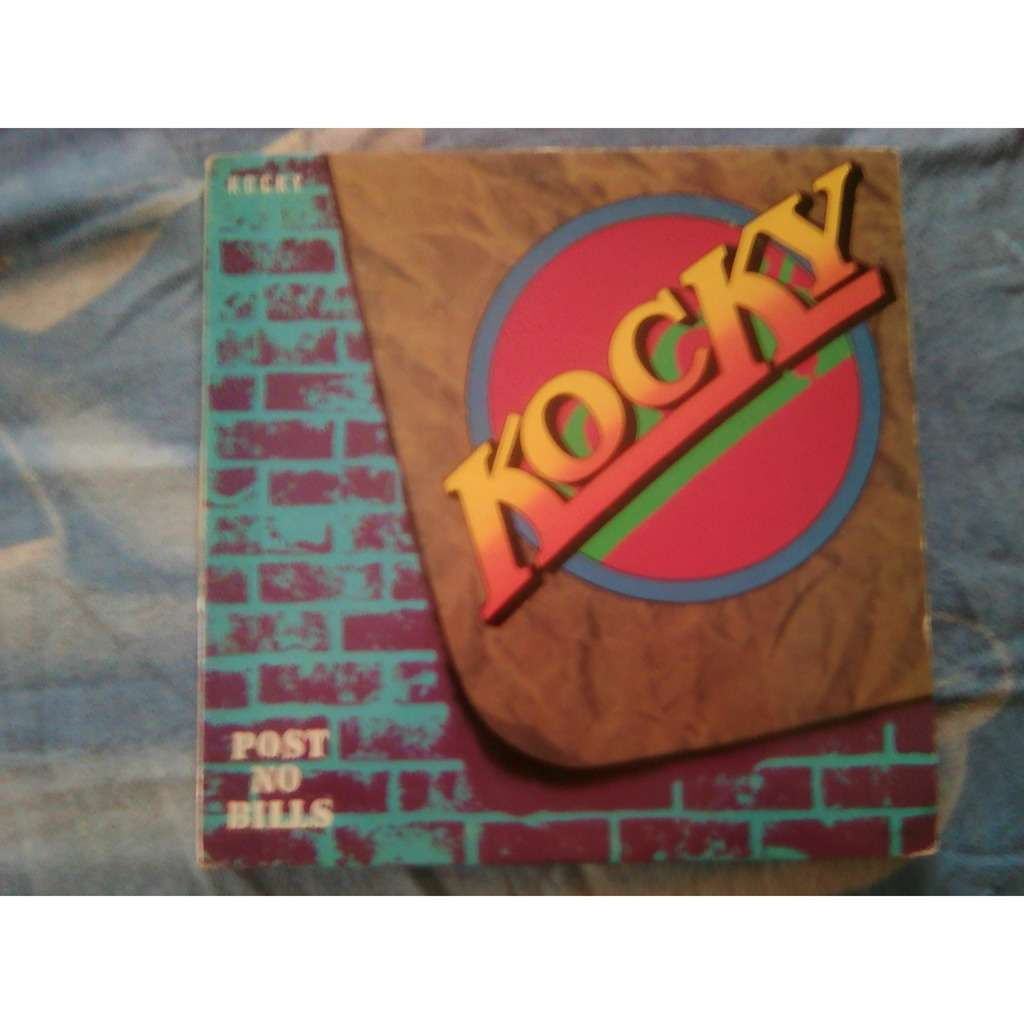 Kocky - Post No Bills (LP, Album) Kocky - Post No Bills (LP, Album)