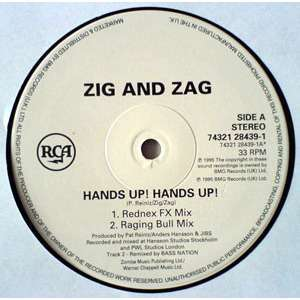 Zig & Zag Hands Up! Hands Up!
