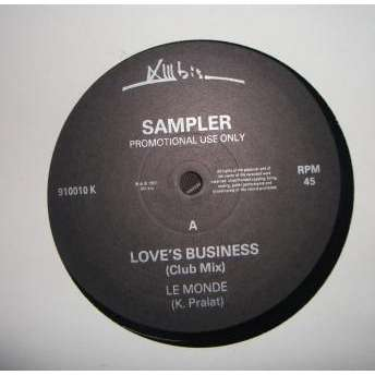 sampler love s buisness