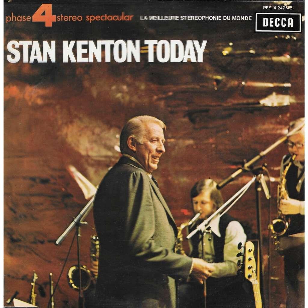 Stan KENTON Stan Kenton Today (Live in London)