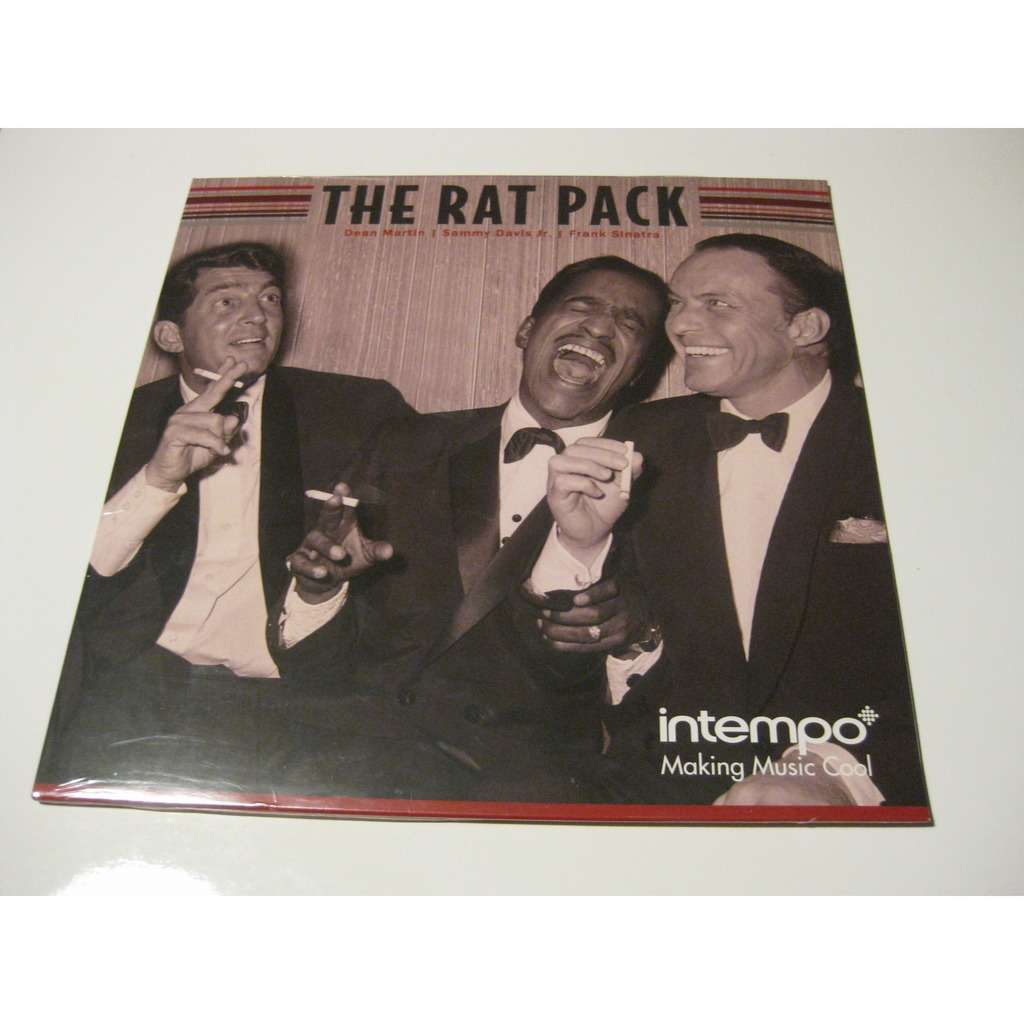 dean martin & sammy davis & frank sinatra the rat pack