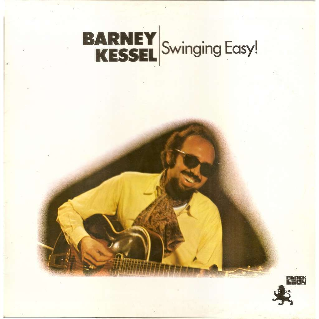 Barney KESSEL Swinging Easy