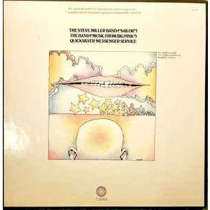 V/A The Steve Miller Band* / The Band / Quicksilver Messenger Service - Sailor / Music From Big Pink