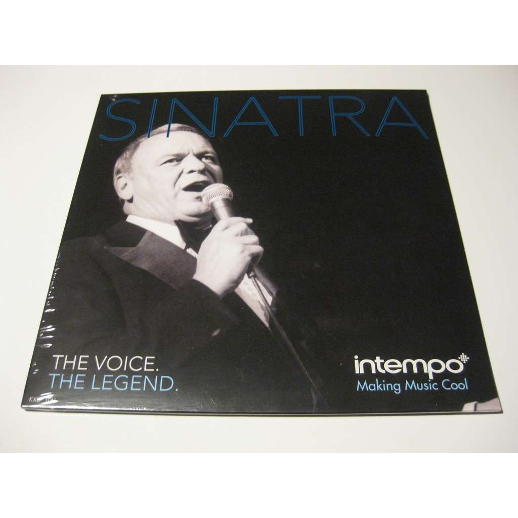 frank sinatra the voice, the legend