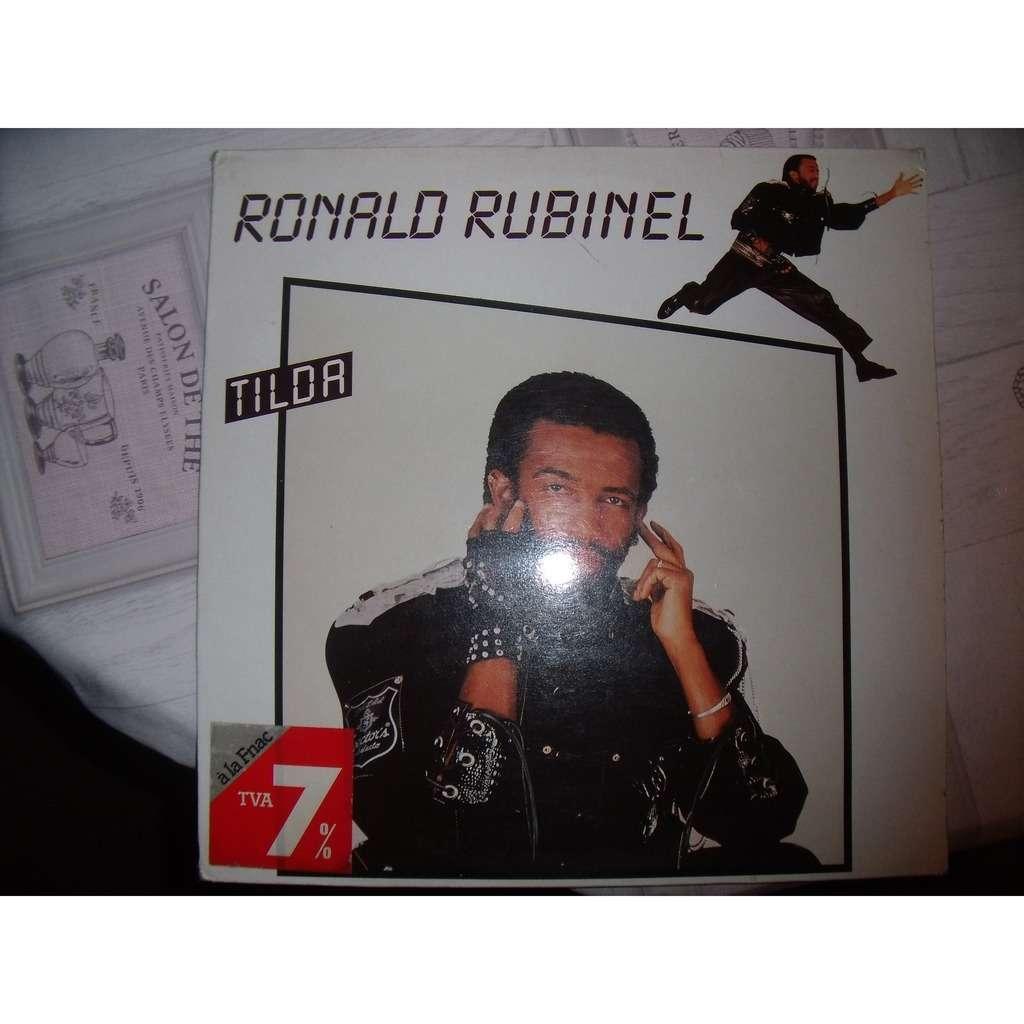 RONALD RUBINEL Tilda