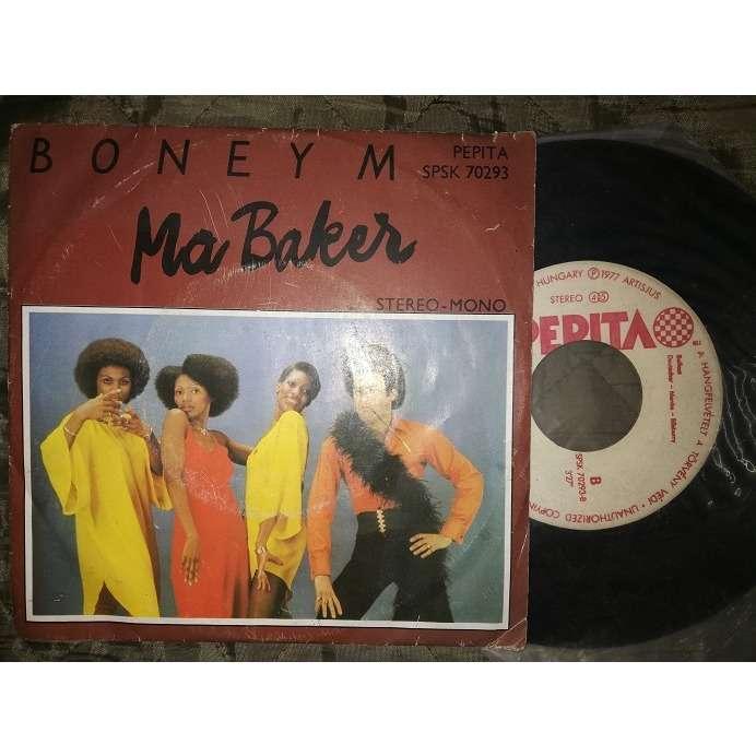 Boney M Ma Baker/Belfat