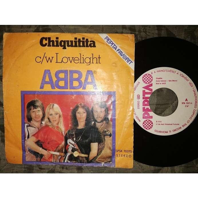 ABBA Chiqitita/Lovelight