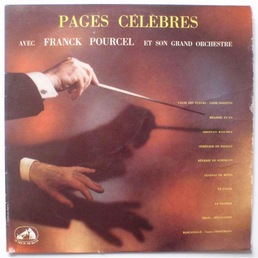 Pourcel Franck Pages célèbres
