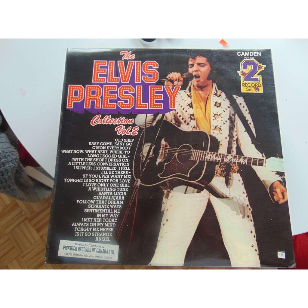 elvis presley Collection vol 2