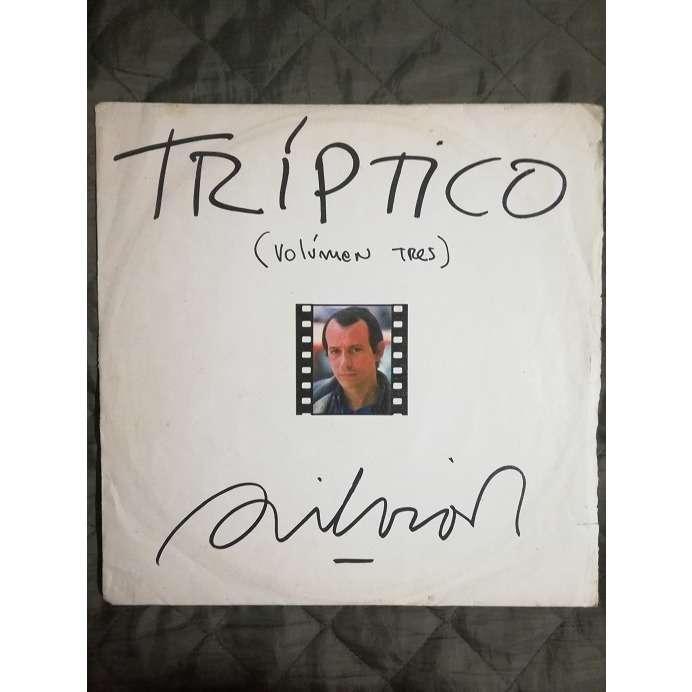 Silvio Rodriguez Triptico vol 3