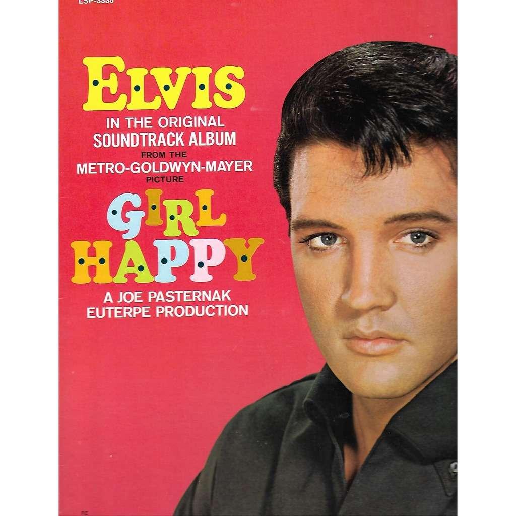 Elvis Presley  Girl Happy