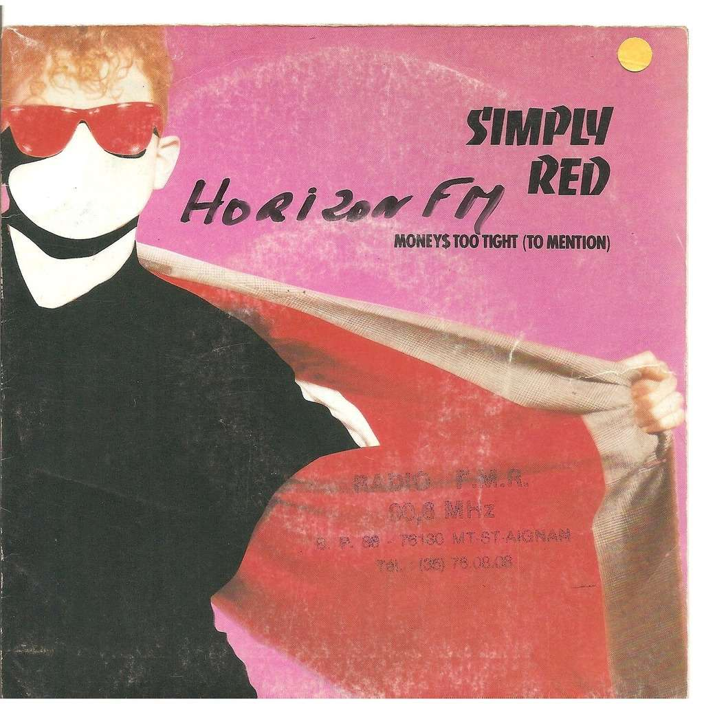 simply red moneys too tight / open up the red box