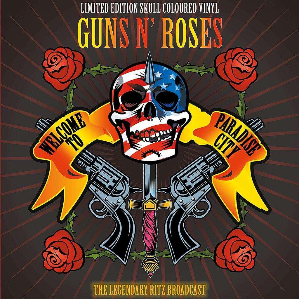 Guns N' Roses Welcome To Paradise City (lp) Ltd Edit Coloured Vinyl -E.U