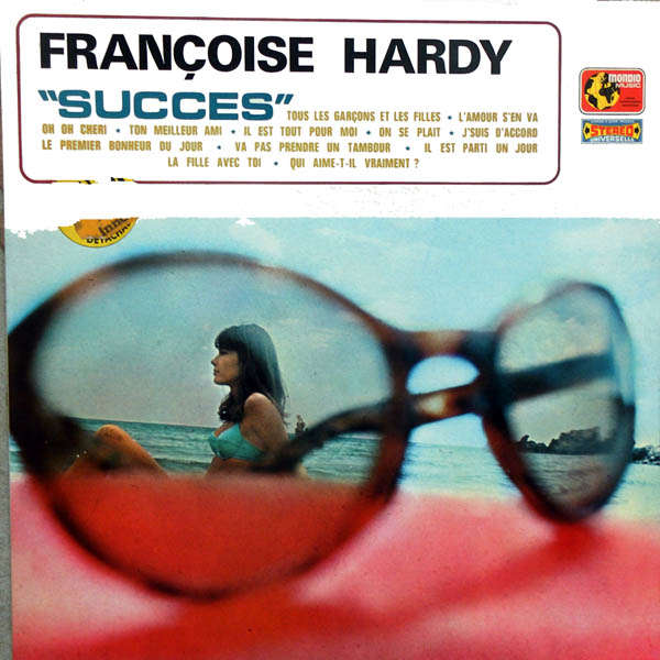 françoise hardy Succès