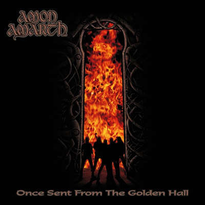 Amon Amarth Once Sent From The Golden Hall (lp)