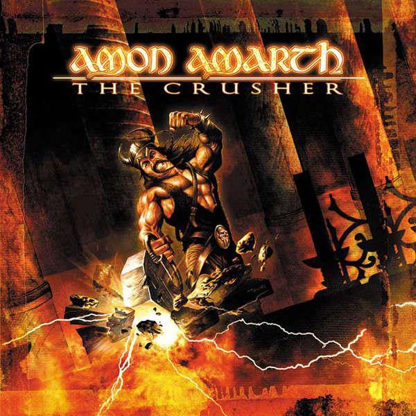 Amon Amarth  The Crusher (lp)