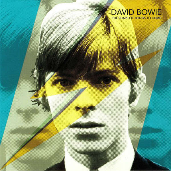 David Bowie The Shape Of Things To Come (7') Ltd Edit Of Only 500 Copies -U.K
