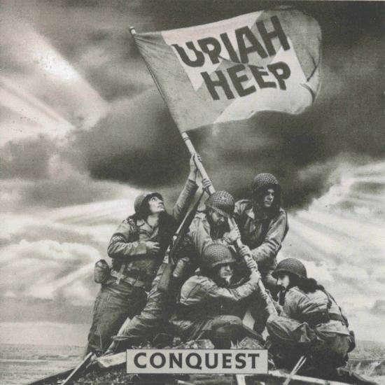 Uriah Heep Conquest (lp)