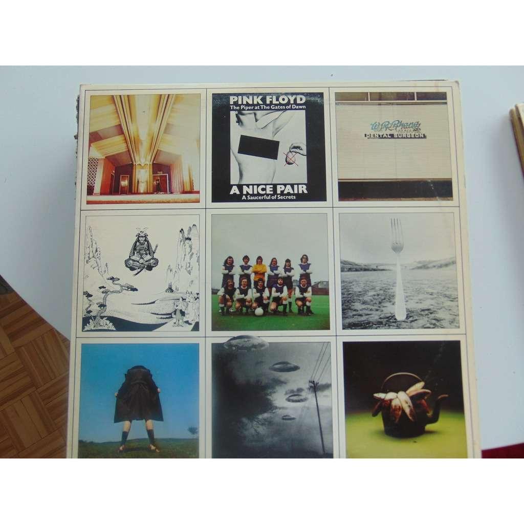 pink floyd A nice pair(2 albums)