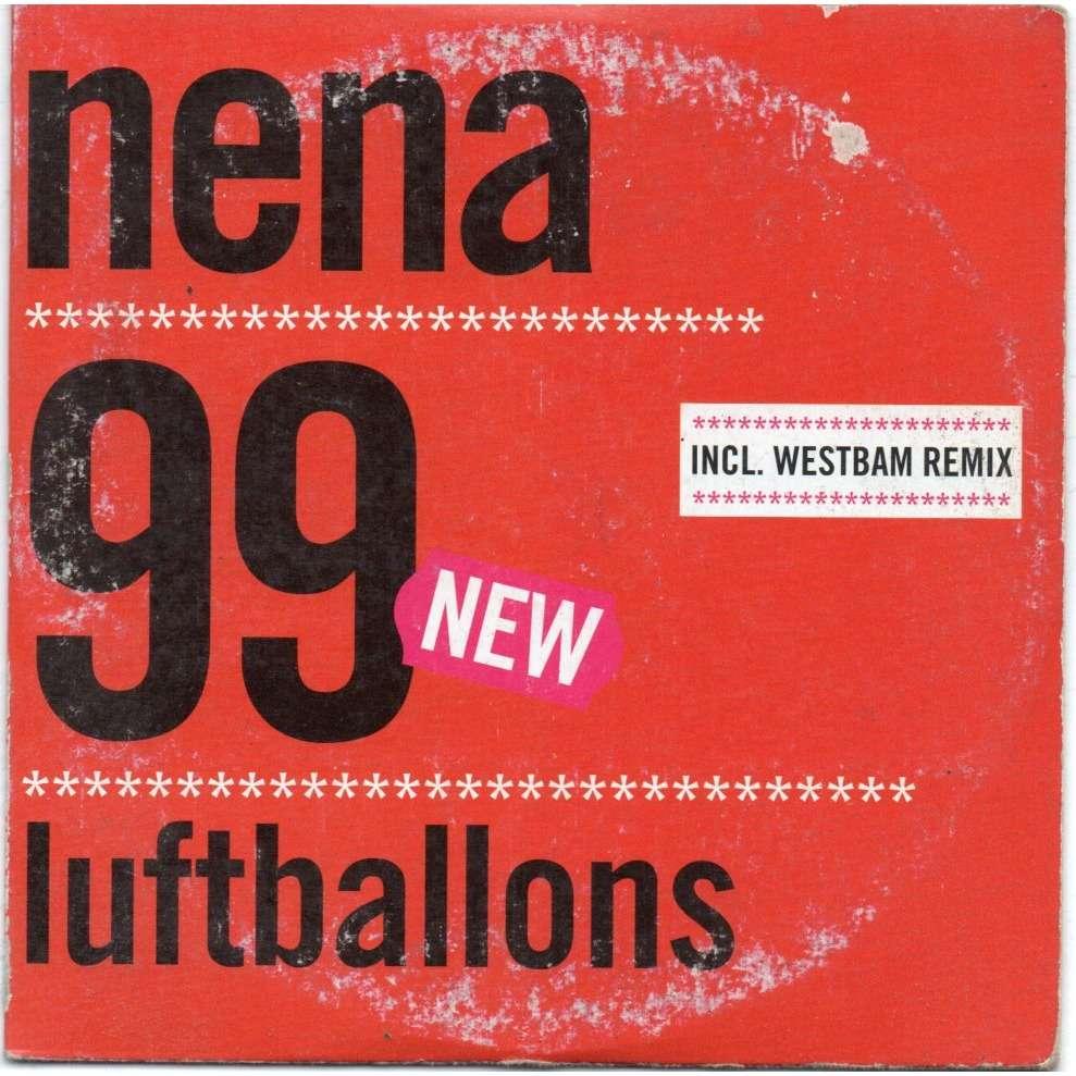 Nena 99 Luftballons REMIX