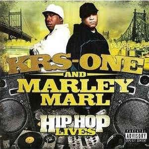 KRS-One & Marley Marl Hip Hop Lives