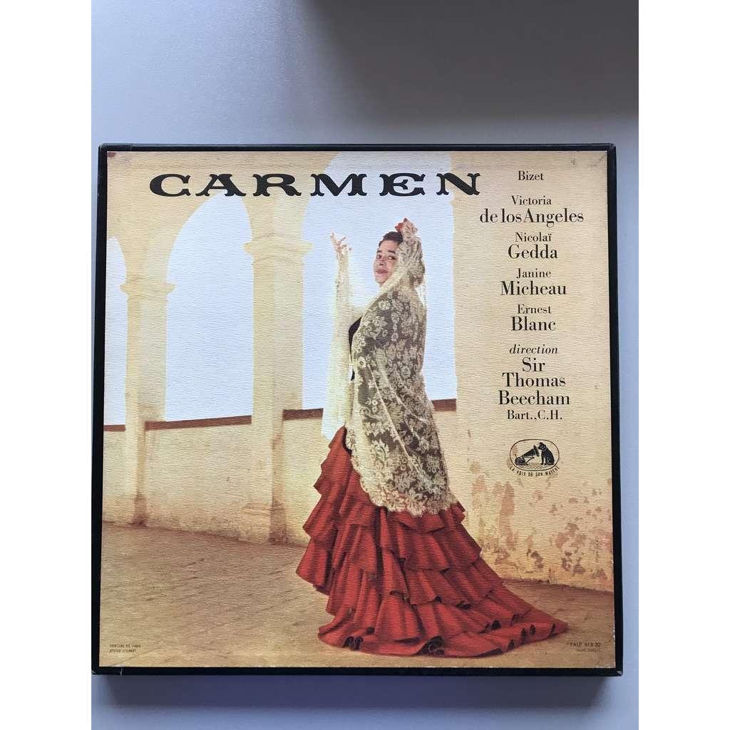 SIR THOMAS BEECHAM / BIZET CARMEN
