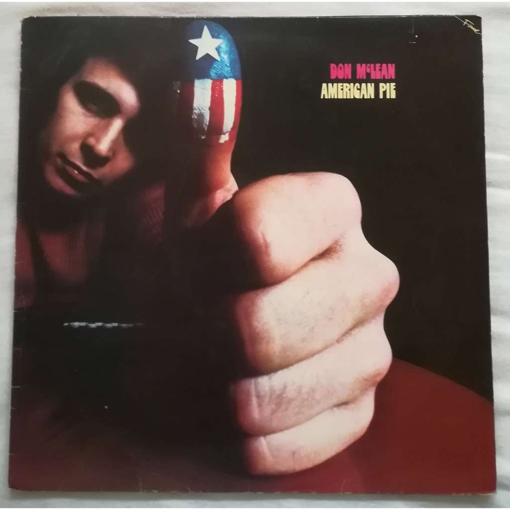 Image result for AMERICAN PIE DON MCLEAN IMAGES
