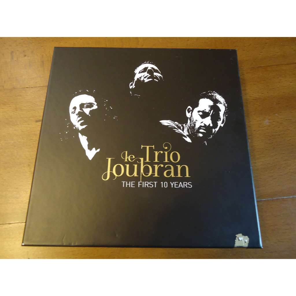 LE TRIO JOUBRAN the first 10 years
