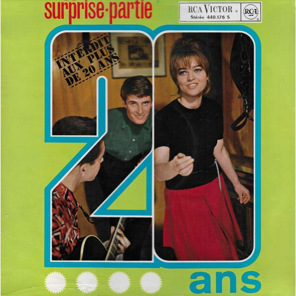 Benny VASSEUR & André PAQUINET Surprise-Partie Vingt Ans