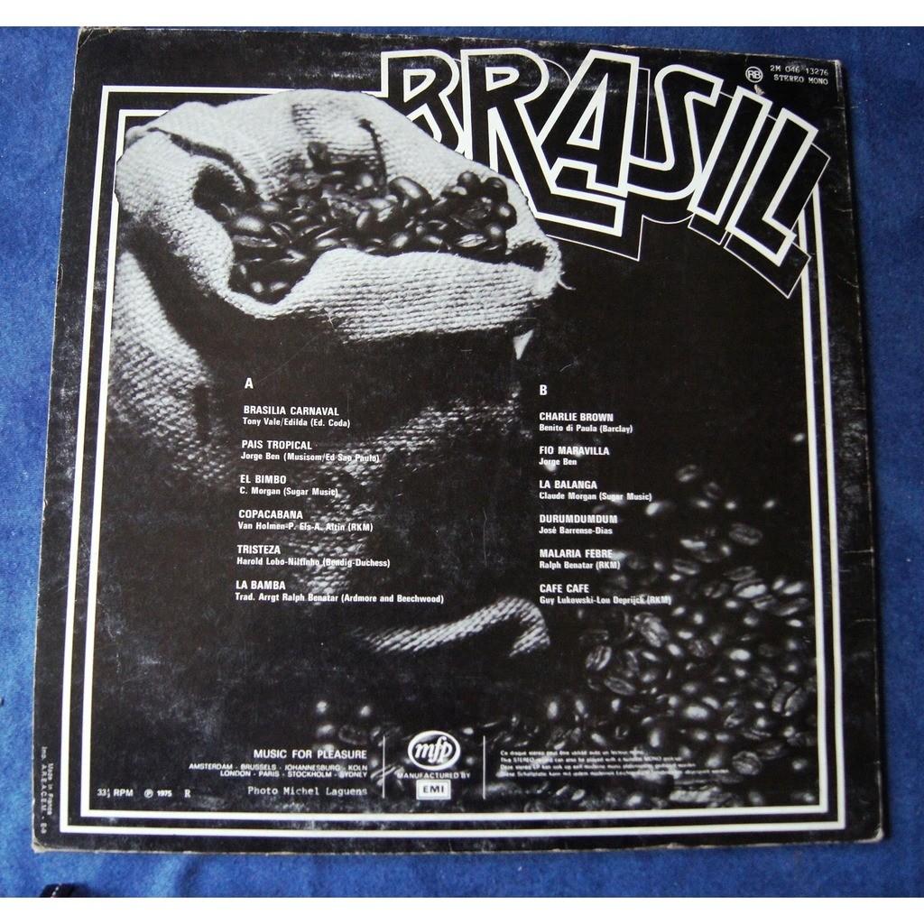 brasil tropical sound BRASIL