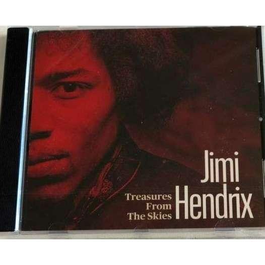 jimi hendrix Treasures From The Skies