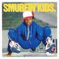 SMURFIN' KIDS. K-WAY smurfing kids / instrumental ( DISQUE PROMO - HORS COMMERCE )