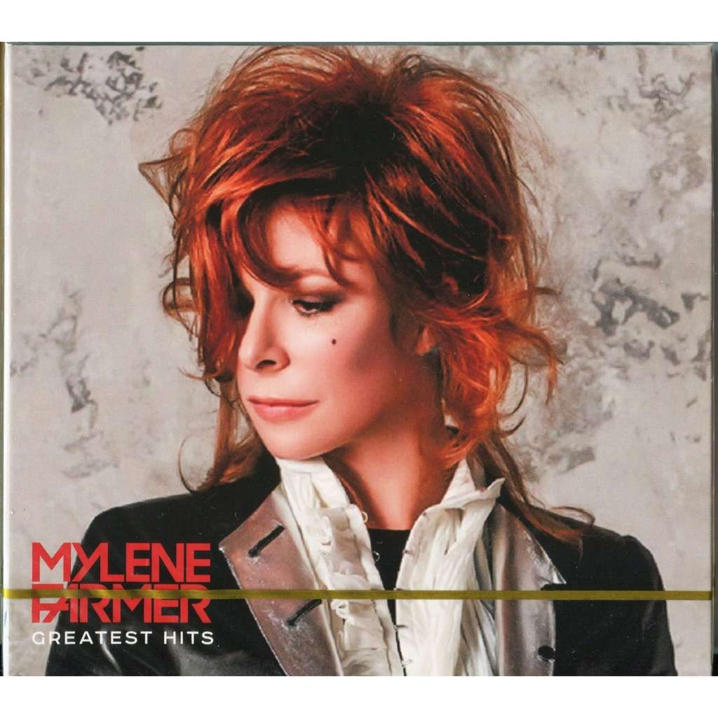 Mylene Farmer Greatest Hits (2018) 2xCD Digipak