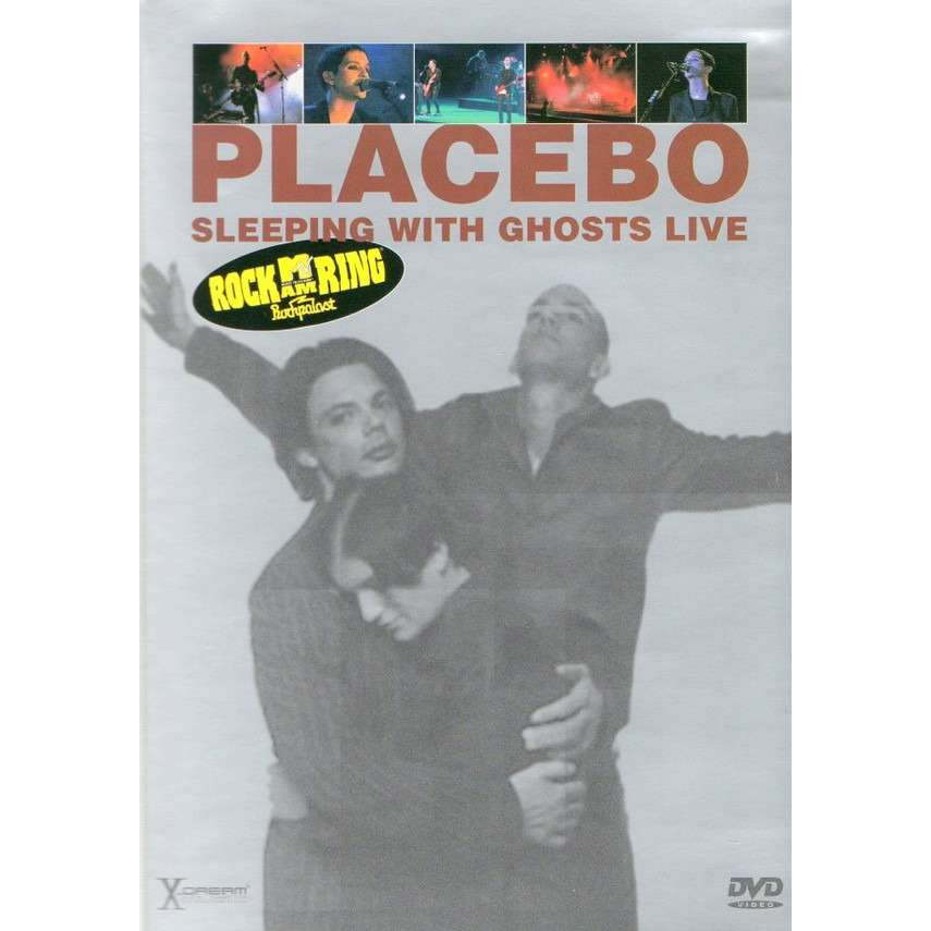 PLACEBO - SLEEPING WITH GHOSTS LIVE (ROCKPALAST, NURBURGRING, GERMANY, JUNE, 07, 2003)