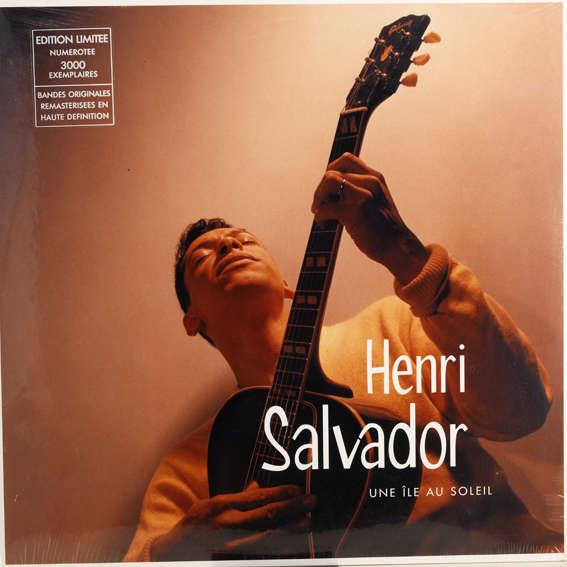 Henri Salvador .Une île au soleil.