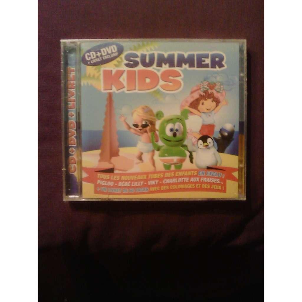 compilation . divers . various artists summer kids